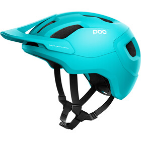 POC Axion Spin Helm kalkopyrit blue matt